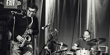Scott Amendola Phillip Greenlief Duo at Palo Alto Art Center Free show tickets