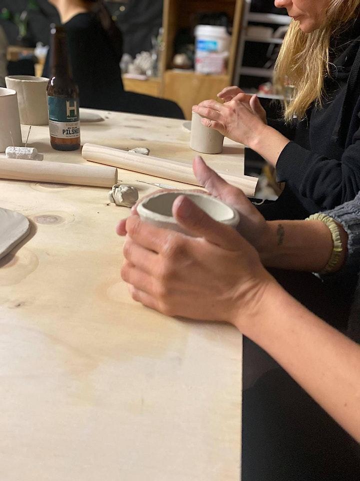 Monday Mug Making Workshop 18/10/21 image