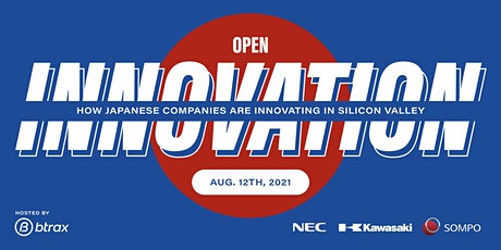 Open Innovation - How Japanese companies are innovating in Silicon Valley tickets