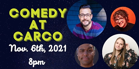 Comedy at Carco - Renton Comedy Night at Carco Theatre tickets
