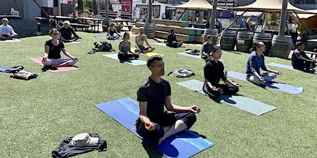 Outdoor Yoga at Parklab Gardens tickets