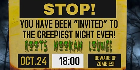 THE CREEPIEST NIGHT EVER!!! tickets