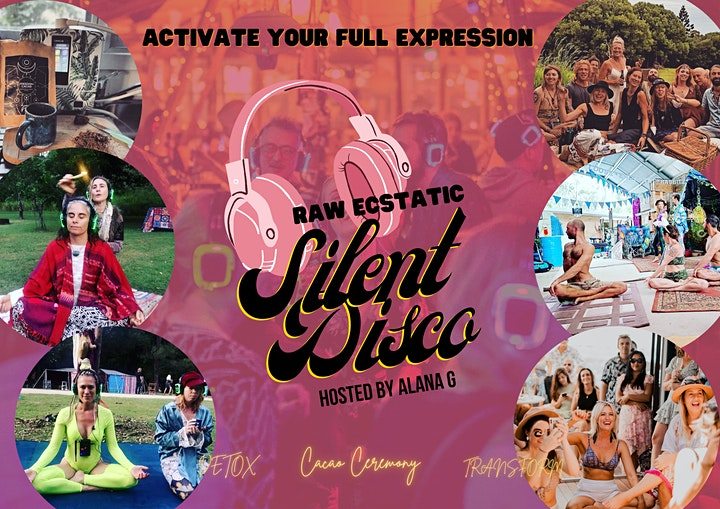 Sunrise Ecstatic Dance Silent Disco image