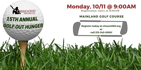 15th Annual Golf Out Hunger tickets