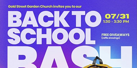 Back to School Clearwater tickets