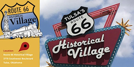 ROUNDUP in TULSA on Route 66 with #vanlife YouTube Influencer, Scott Watson tickets