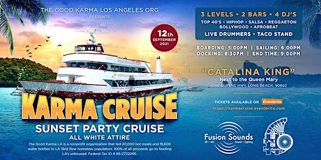 KARMA CRUISE tickets