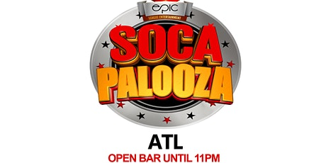 Soca Palooza  ATL Labor Day Weekend at Cosmopolitan Lounge - West Wing tickets