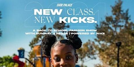 New Class New Kicks Fashion Show tickets