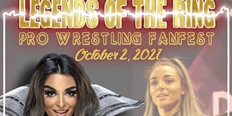 Legends of The Ring Convention Presales tickets