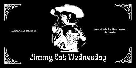 TX Emo Club Presents: Jimmy Eat Wednesday tickets