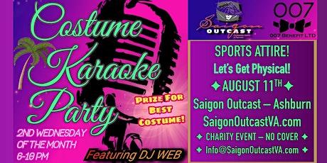Karaoke Costume Party @ Saigon Outcast tickets