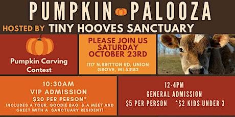 Pumpkin Palooza Fundraiser tickets