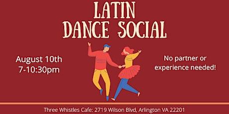 Latin Dance Social tickets