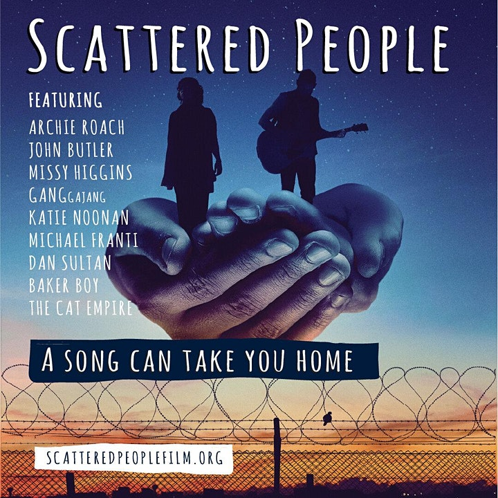 Scattered People - film fundraiser for Operation Not Forgotten image