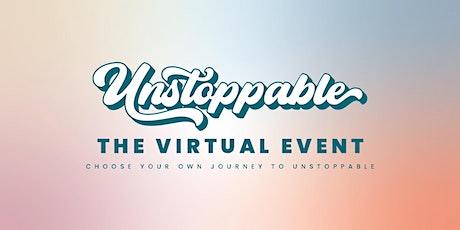 GYTO Unstoppable Virtual Conference biglietti