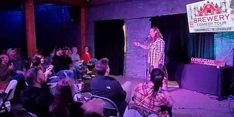 the BREWERY COMEDY TOUR at ANVIL tickets
