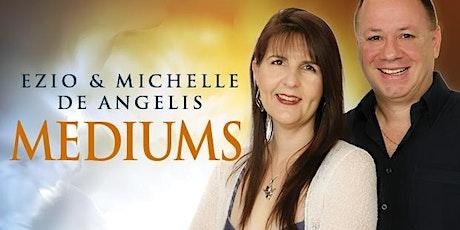 Zoom Spirit 21 - Ezio & Michelle De Angelis Mediums Online Show! tickets