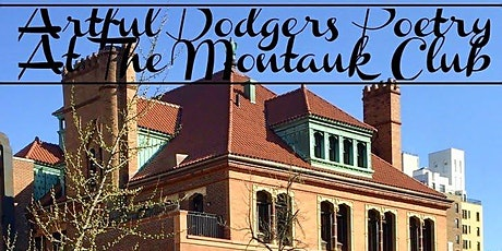 Artful Dodgers Poetry's August 14th Open Mic With Features to be Announced tickets
