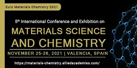 Euro Materials Chemistry 2021 tickets