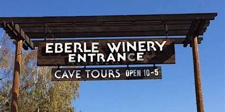 Eberle Winery Wine Tasting tickets