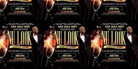NU LOOK FOREVER YOUNG tickets