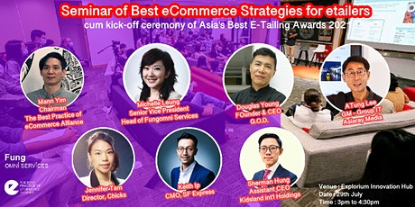 Best Strategies of eCommerce for etailers tickets