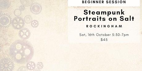 Steampunk Portraits on Salt tickets