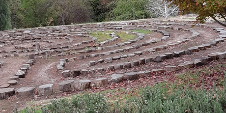 Mindful Walk in Sensory Garden and Labyrinth tickets