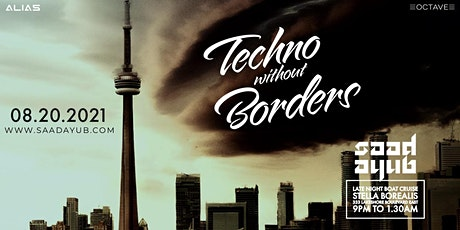 Techno Without Borders: Late Night Cruise tickets