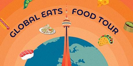 Toronto Global Eats Food Tour tickets