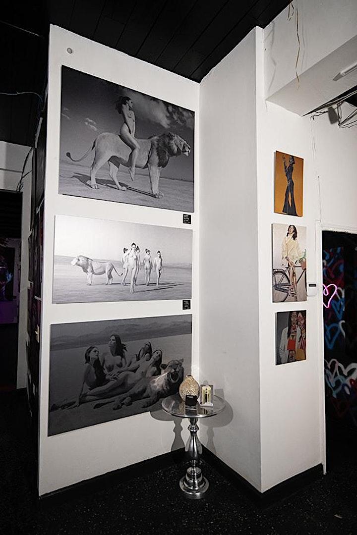 WOMEN IN ART & SHOW image