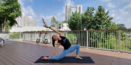 Pay What You Wish Outdoor Yoga Class with Lovel tickets