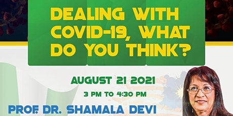 Inaugural Expat Dialogue Series : Dealing with COVID19, What do you think? tickets