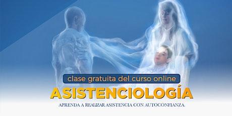Clase Gratuita - Curso online Asistenciología entradas