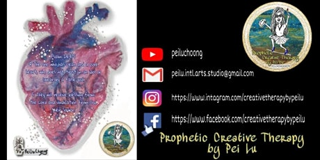 Prophetic Creative Therapy by PeiLu tickets