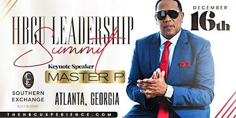 HBCU Leadership Summit tickets