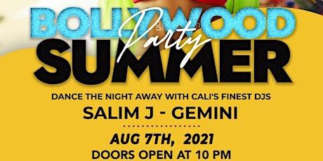 Bollywood Summer Nights on Sat Aug 7th @ Liquid Lounge in San Jose tickets