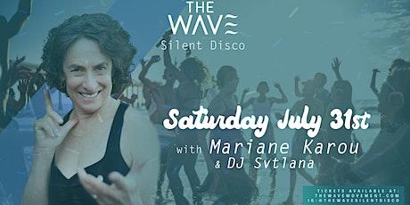 July 31st// Santa Monica Sunset  Silent Wave w/ Mariane Karou & DJ Svtlana tickets