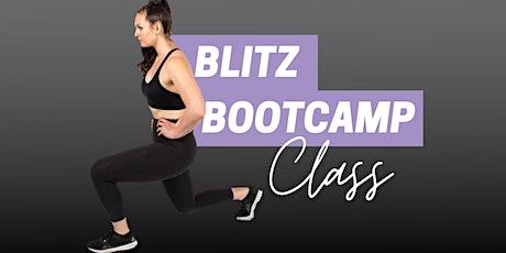 Powherful Blitz Bootcamp Class tickets