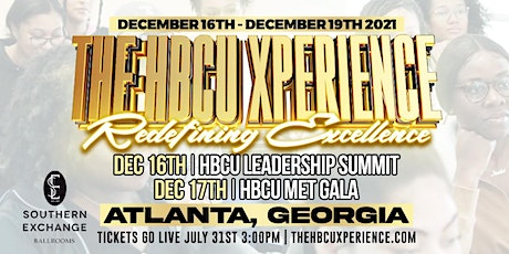 The HBCU Xperience tickets