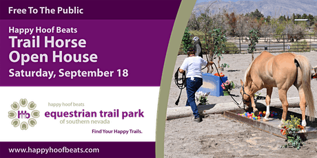 HHB Trail Horse Open House  |  Arena Trail + Mountain Trail tickets