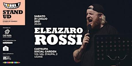 Eleazaro Rossi Stand UD biglietti