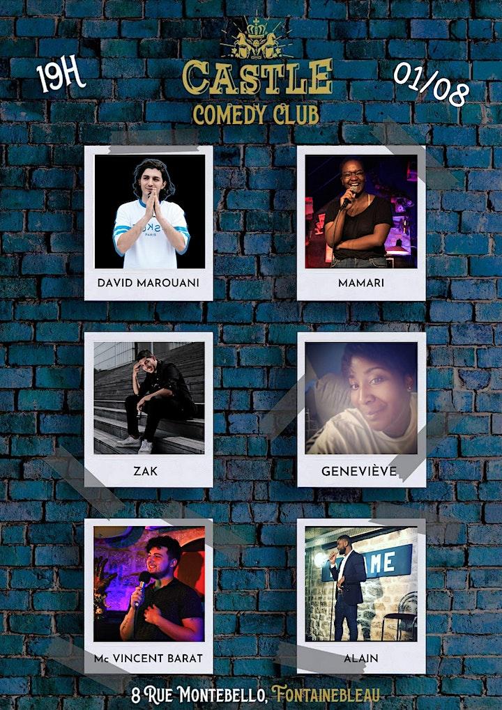 Image pour Castle comedy club