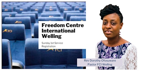 FCI Welling - Sunday Church 9:00am Service - 25th July tickets