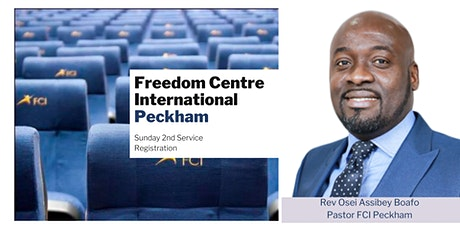 FCI Peckham - Sunday 10:30am  Service - 25th  July tickets