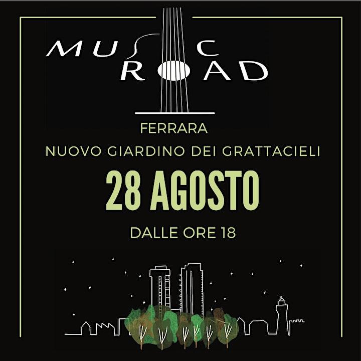 """Immagine Concerto di apertura Associazione """"MUSIC ROAD""""  (GIARDINO PER TUTTI)"""