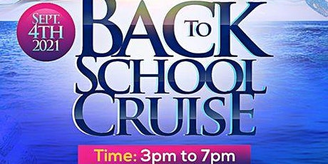 BACK TO SCHOOL BOAT CRUISE tickets