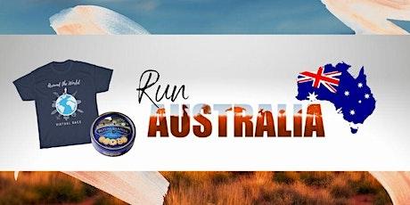 Run Australia Virtual Run tickets