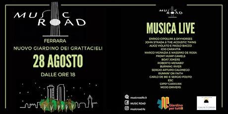"""Concerto di apertura Associazione """"MUSIC ROAD"""" biglietti"""